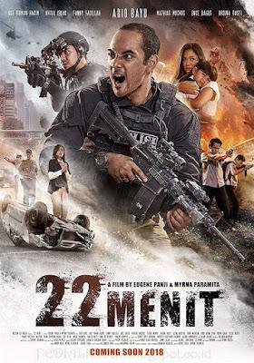 Sinopsis film 22 Menit (2018)