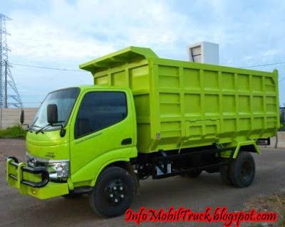 dutro hino dump truk spesial