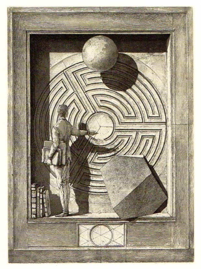 01-Labyrinthe-II-Erik-Desmazières-Architectural-Etching-and-Pencil-Drawings-www-designstack-co
