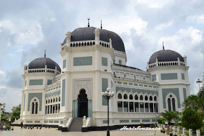 Great Mosque of Medan5