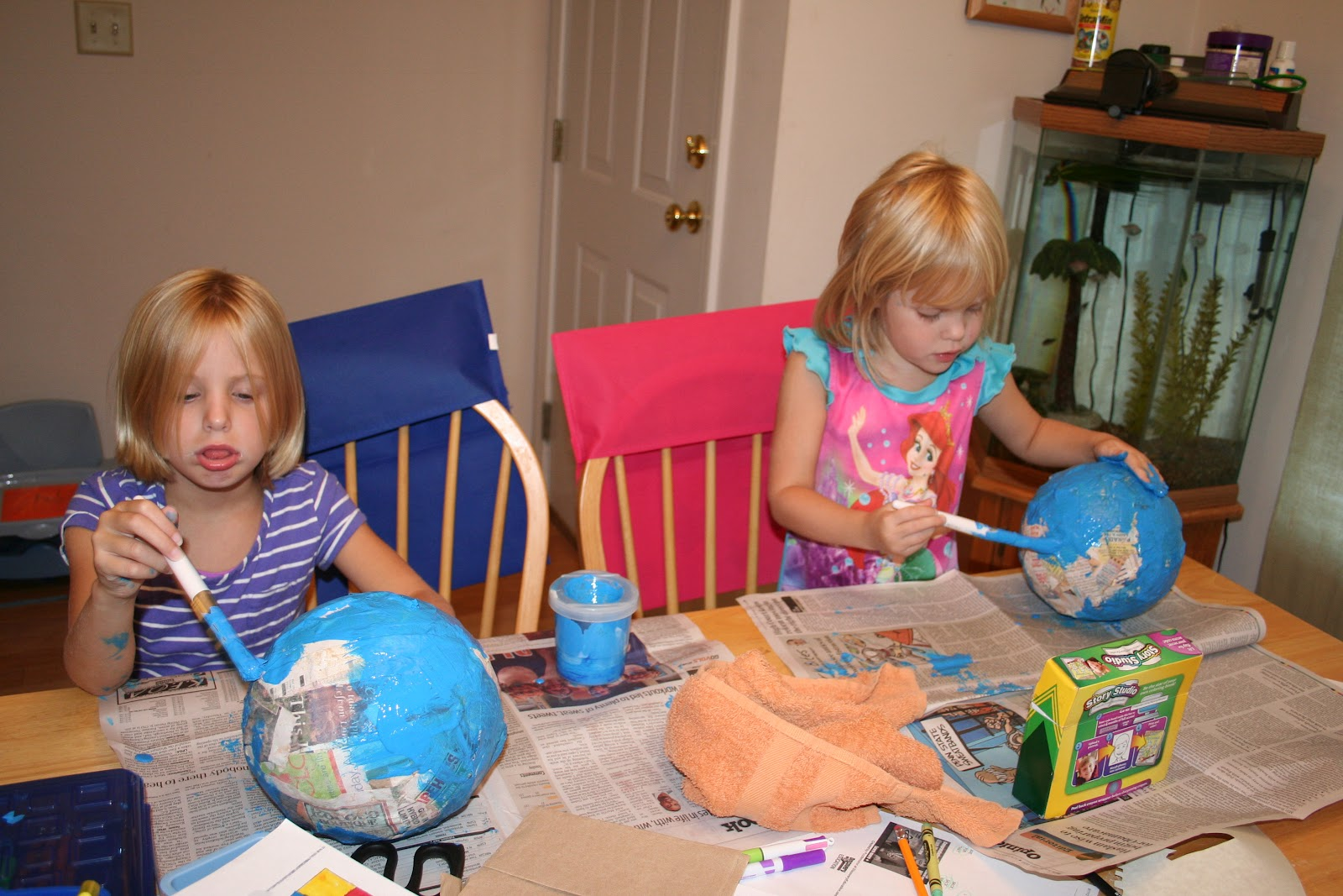 Chronicles Of Homeschooling