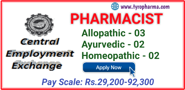 Central-employment-Exchange-Pharmacist-Recruitment