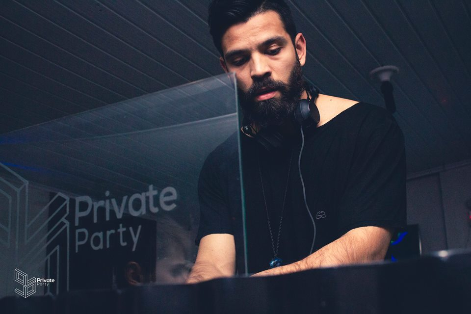 private ao party
