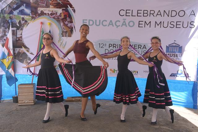 Dança e música abrem a programação da 12ª Primavera dos Museus em Barreiras