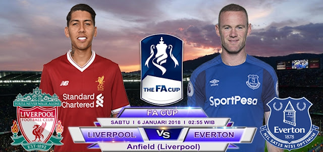 BOLA 365 - Prediksi Liverpool vs Everton 6 Januari 2018