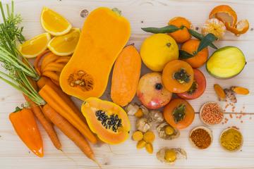 Vitamin A atasi jeragat, AVitamin A antioksidan, Vitamin A rawat jeragat