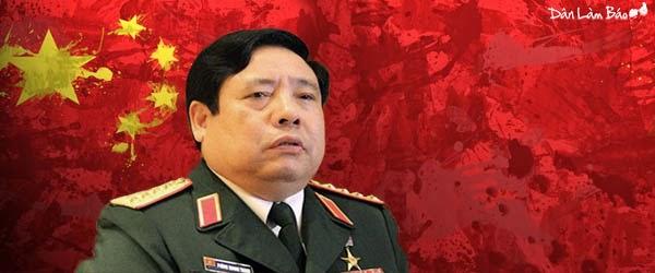 Phải đưa tướng Phùng Quang Thanh vào danh sách 'ác ôn' cần lưu ý!