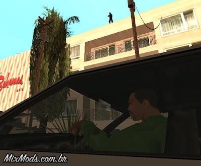 mod snipers da polícia gta
