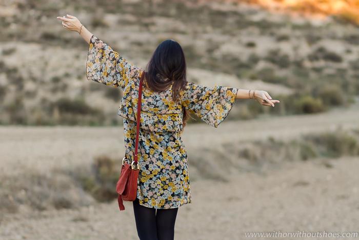 BLogger de moda Valenciana con looks con ropa de zara