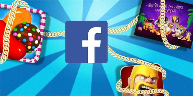 Beli Barang di Game Facebook