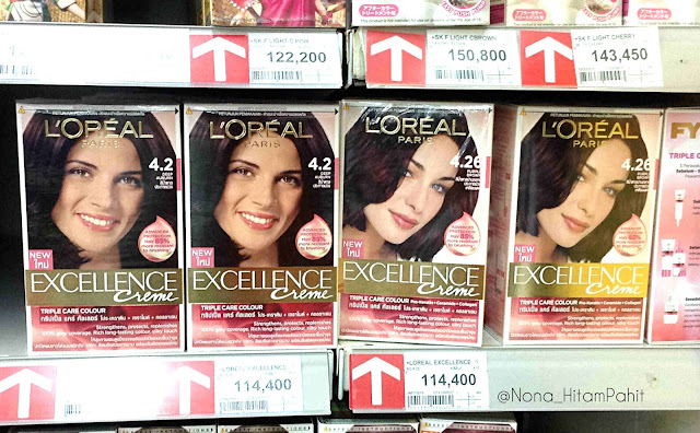 Price of L'Oreal Paris Excellence Creme