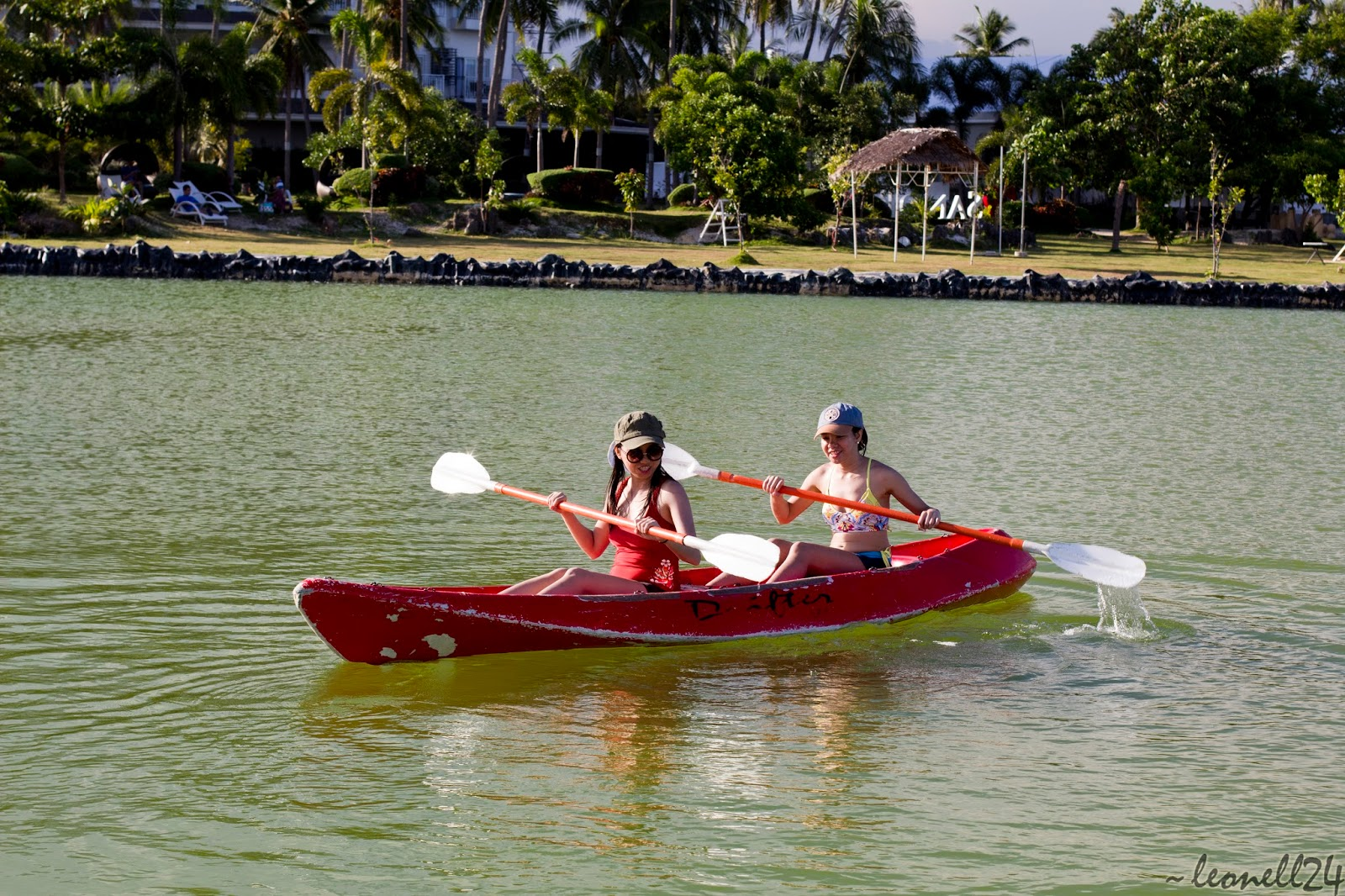 kayak fun activity