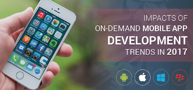 Mobile App Trends in 2017
