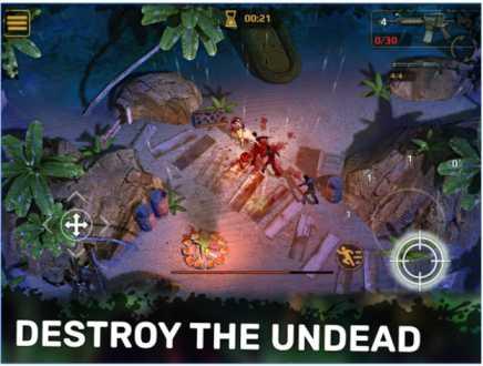 Game Zombie Ofline