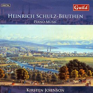Piano Music by Heinrich Schulz-Beuthen