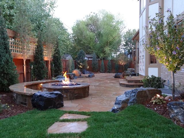 Garden Design Ideas: Garden Design Idea for Backyard