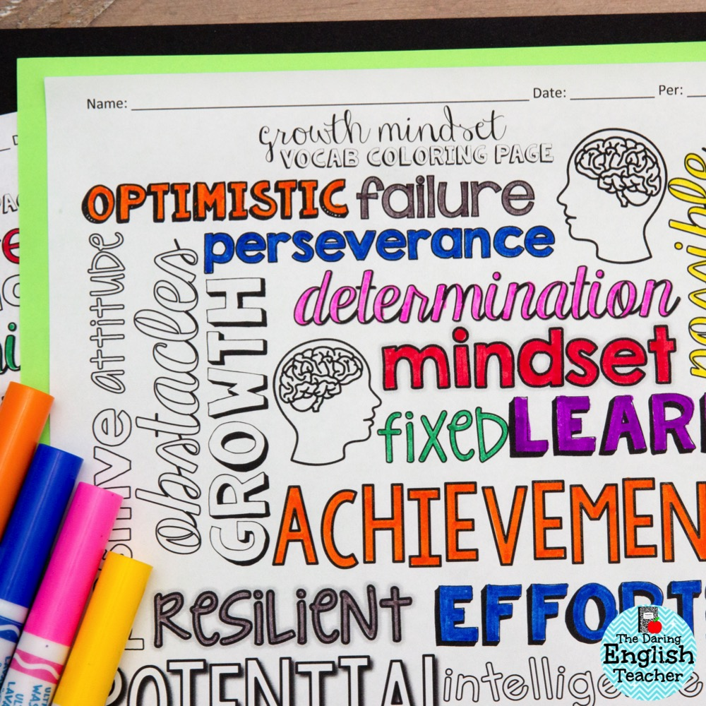 Mindset learn english fal poetry