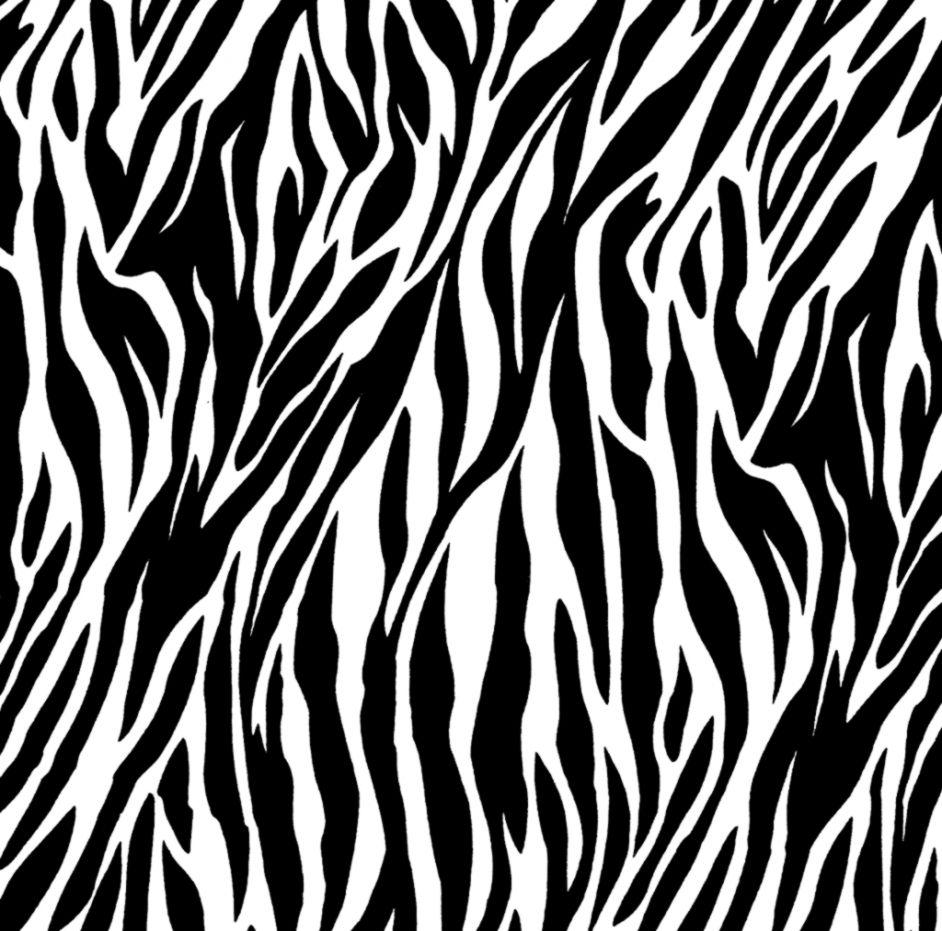 Zebra Prints Wallpaper Wallpapers Every Day