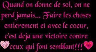 Poème Damour
