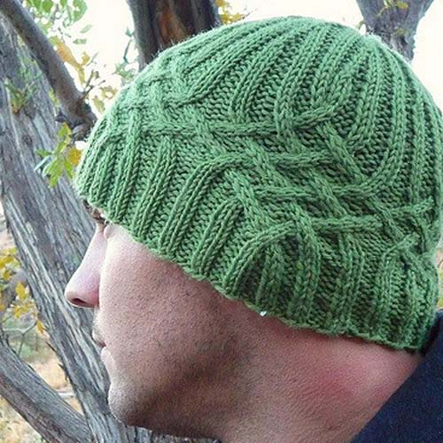 Knotty but Nice - Free Pattern
