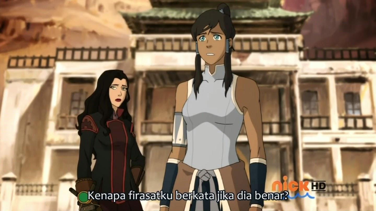 Download Avatar Korra Book 3 Episode 03 Sub Indo