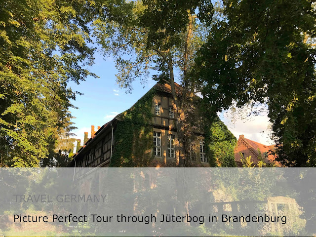 Travel Germany Picture Perfect Tour through Jüterbog in Brandenburg