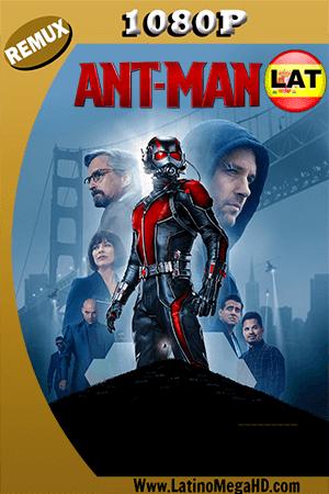 Ant-Man: El Hombre Hormiga (2015) Latino HD BDRemux 1080P ()