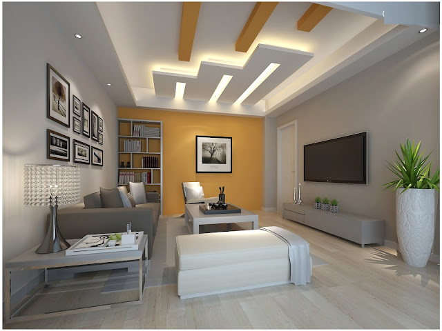 false ceiling pop design for living room