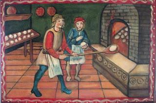 panaderia medieval