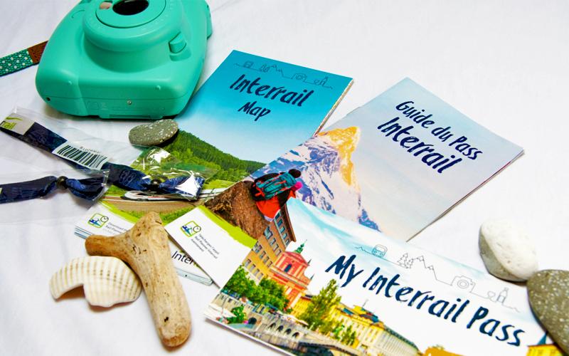 Papiers d'Interrail