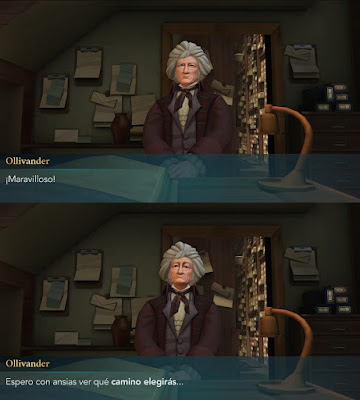 Hogwarts Mystery fotonovela