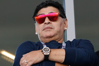 Maradona: Nigeria's experience, counter-attack can hurt Argentina