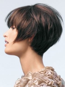 aqu las mejores imgenes de cortes de pelo corto para mujeres como fuente de inspiracin with cortes de pelo corto de mujer de moda