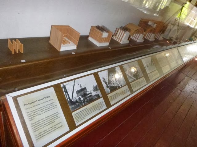 pigeon key museum display