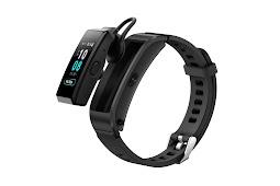 ساعة TalkBand B5 المعززة بتقنية HUAWEI TruSeen™ لتتبع معدل ضربات القلب