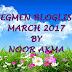 SEGMEN BLOGLIST MARCH 2017 BY NOOR AKMA