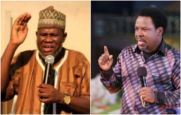 Islamic lecturer vows to drags T.B Joshua