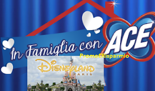 Logo Ace Show Edition: vinci voucher, buoni spesa e viaggio a Disneyland