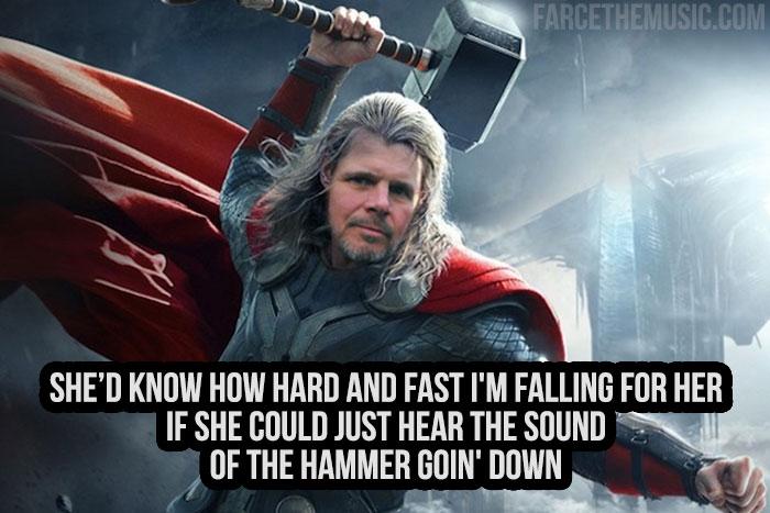 Farce the Music: 4 More Marvel Memes