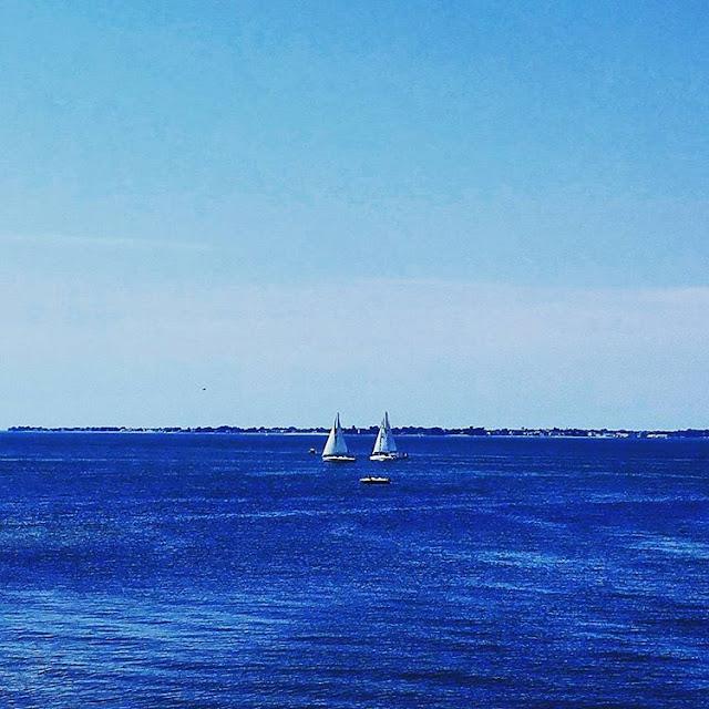 Sea Benodet I Brittany I Travelling Hopper