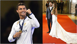 See why cristiano ronaldo did not attend Lionel Messi's wedding