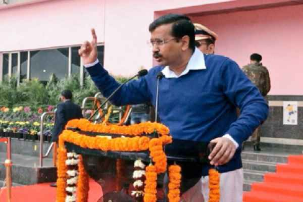 aap-leader-dharambir-bhadana-arvind-kejriwal-rally-badkhal-vidhansabha
