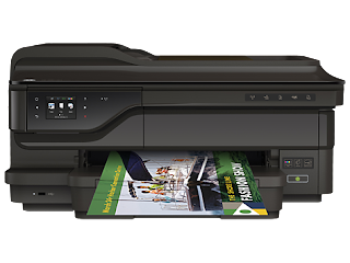 Download HP Officejet 7612 drivers