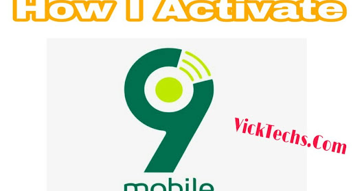 How To Activate And Enjoy 1GB Data on 9mobile For Just N200 Valid For 3days