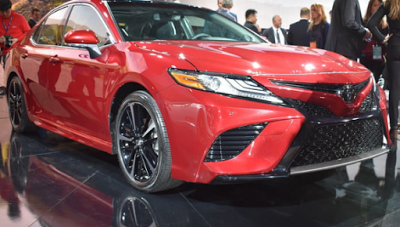 2019 Toyota Camry Rumors, Performance, Specification, Price, Release date