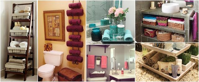ideas-toallas-guardar-baño-decoración