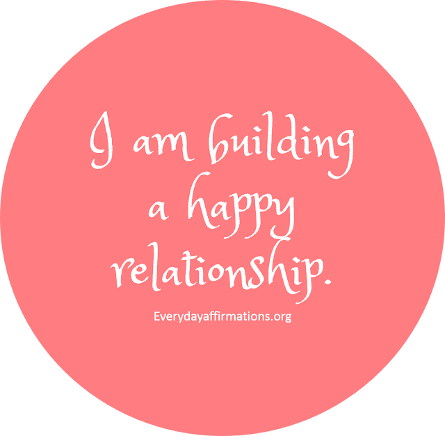 Affirmations for Women, Daily Affirmations, Affirmations for Relationships