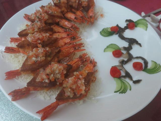 大展鸿图 - 虎大虾吐司沙沙酱