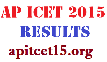 apicet15.org-released AP ICET results