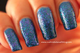 Etude House - Sapphire Blue Sand - Matte Sand Glitters